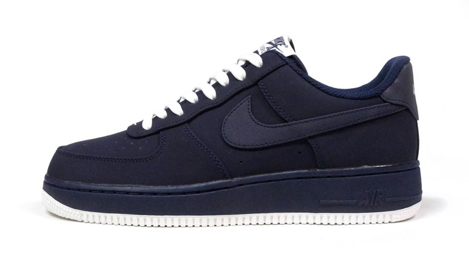 """AIR FORCE I """"LIMITED EDITION for ICONS"""" NVY/WHT ナイキ NIKE   ミタスニーカーズ ナイキ・ニューバランス スニーカー 通販"""