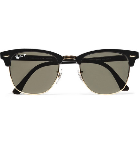 Ray-Ban?Clubmaster Sunglasses?|?MR PORTER