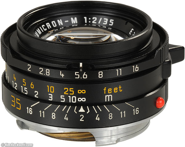 LEICA SUMMICRON-M 35mm f/2 Review (1979-1996)