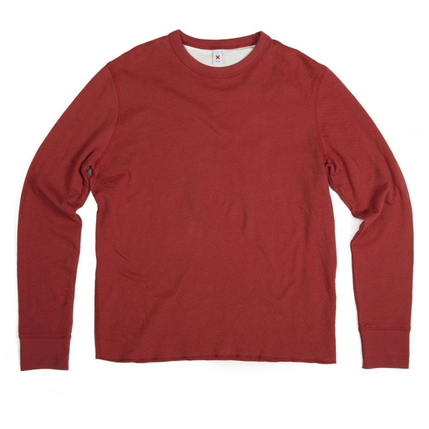 Best Made Company — Long Sleeve Thermal Crew