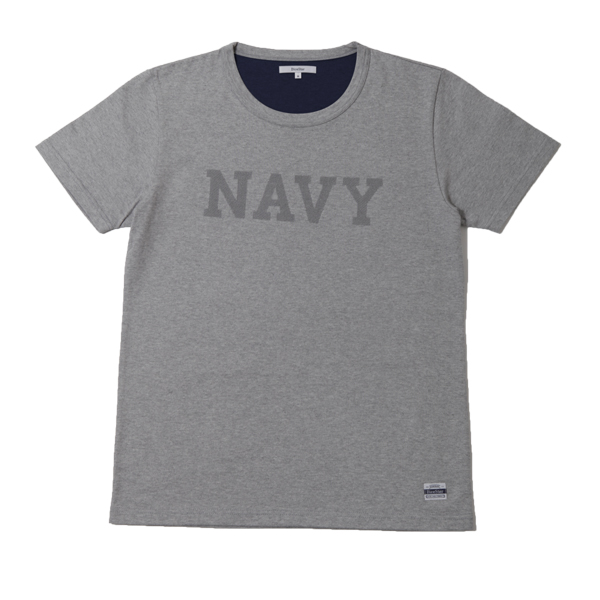 """S/S EMBROIDERY TEE """"NAVY"""" - 2013 SS : BiceSter.jp"""