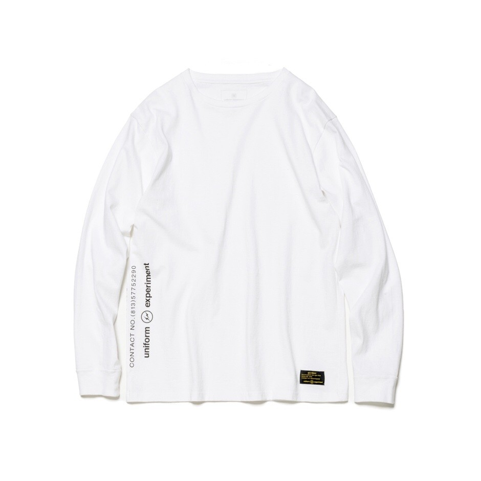 SOPH. | UEN LONG SLEEVE TEE(2 BLACK):