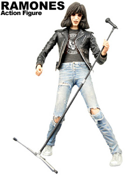 Ramones - Action Figure : Joey Ramone | ネカ : BLISTER - ブリスター