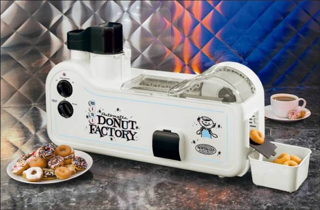 Fancy - Automatic Mini Donut Factory