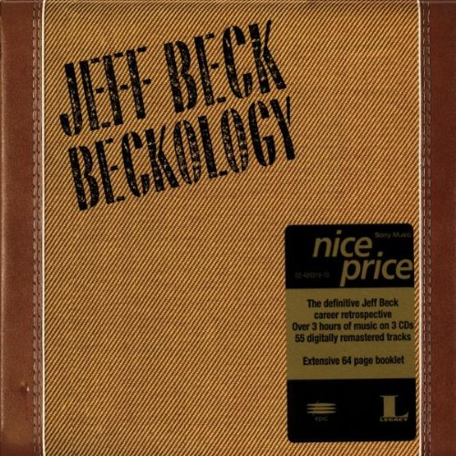 Amazon.co.jp: Beckology: Jeff Beck: 音楽