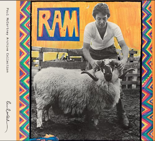 Amazon.co.jp: Ram: Paul Mccartney & Linda: 音楽