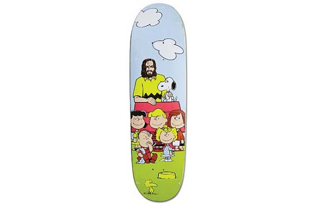 Marc McKee's 25 Favorite Skateboard Graphics | Complex