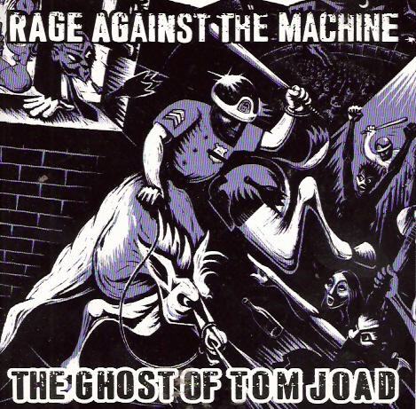 Amazon.com: The Ghost of Tom Joad: Rage Against the Machine: Music