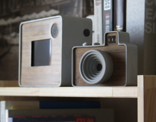 Timeless Capture Camera by Brian Matanda | stupidDOPE.com