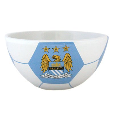 Amazon.com: Manchester City FC. Breakfast Bowl: Sports & Outdoors