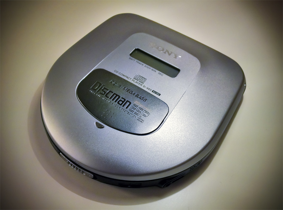 Marlene's Musings: Wahoo: Portable CD players shootout!