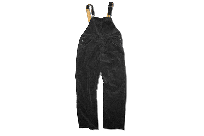 2012AW Pants trunk BLACK SIGN