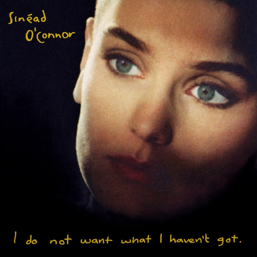 Amazon.co.jp: I DO NOT WANT WHAT I HAVEN'T GOT: 音楽