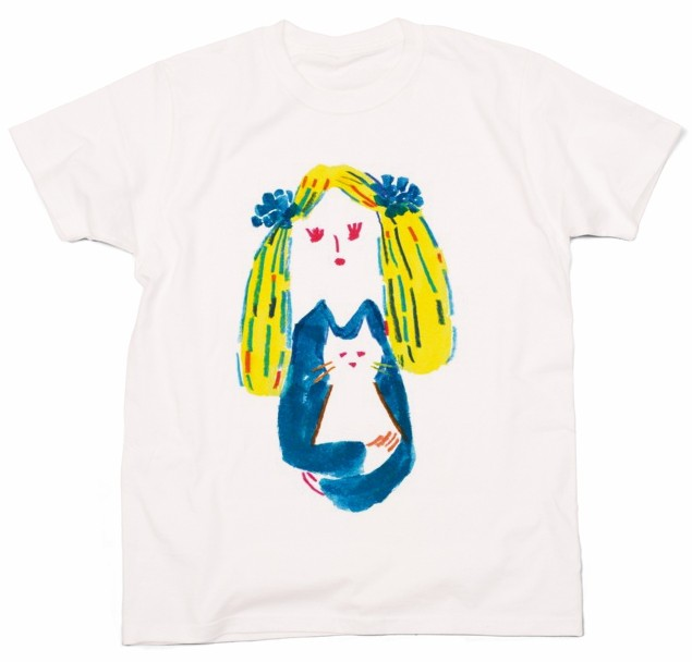 TEE PARTY / 商品詳細 ガールとネーコ : 死後
