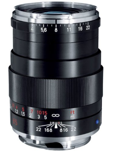 Amazon.co.jp: Carl Zeiss Tele-Tessar T* 4/85 ZM BK ブラック: 家電・カメラ