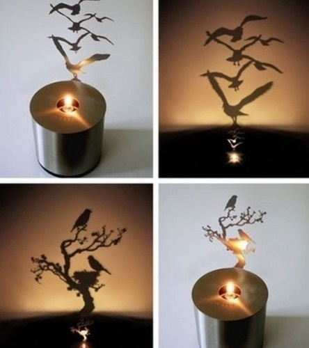 Shadow Projecting Candle | Items, Products & Artifacts