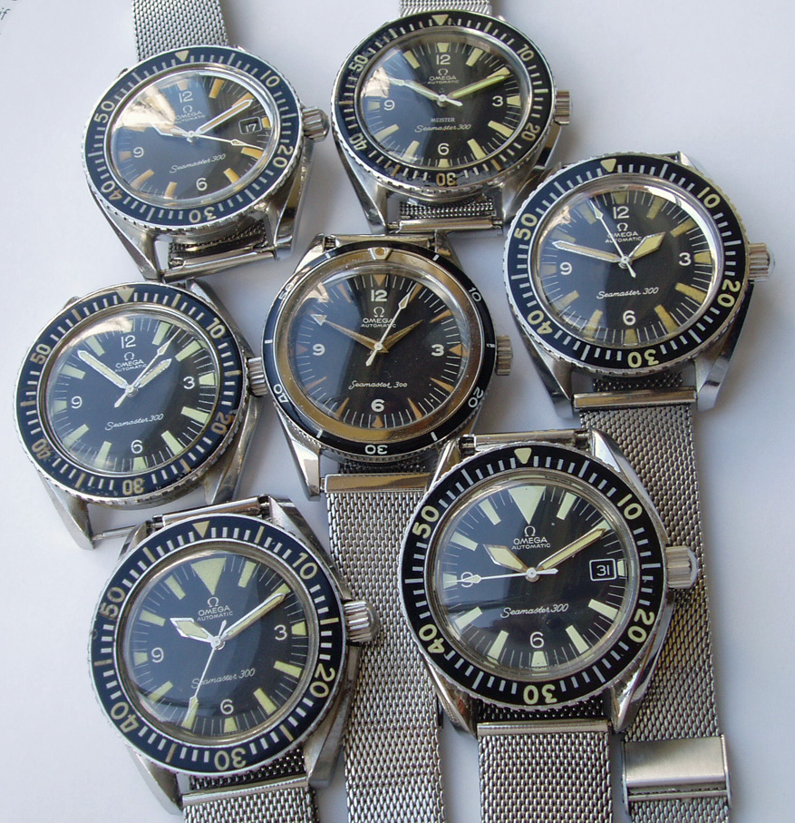 My Omega Collection | Vintage omega watches