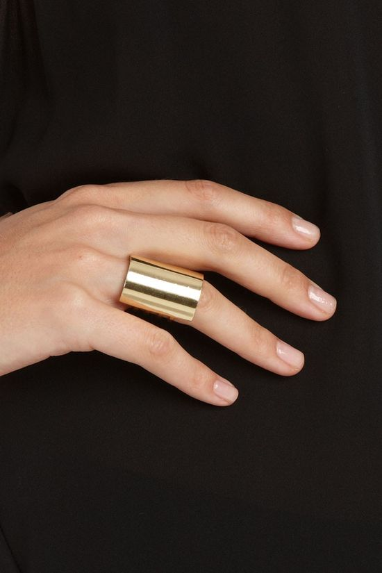He went to Jared..! / sass & bide   THE MANIFESTATION - gold   rings   accoutrement   sass & bide