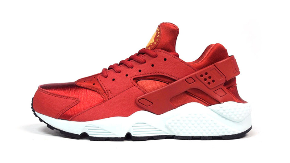 """(WMNS) AIR HUARACHE RUN """"LIMITED EDITION for NSW BEST"""" RED/WHT/YEL ナイキ NIKE   ミタスニーカーズ ナイキ・ニューバランス スニーカー 通販"""