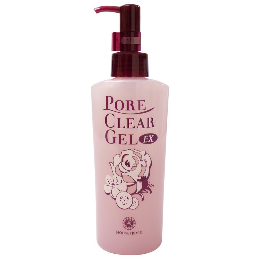 House of Rose Pore Clear Gel EX (148g) - Facial Wash - All About Face