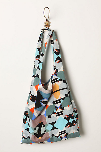 Zest & Zip Tote, Black - Anthropologie.com
