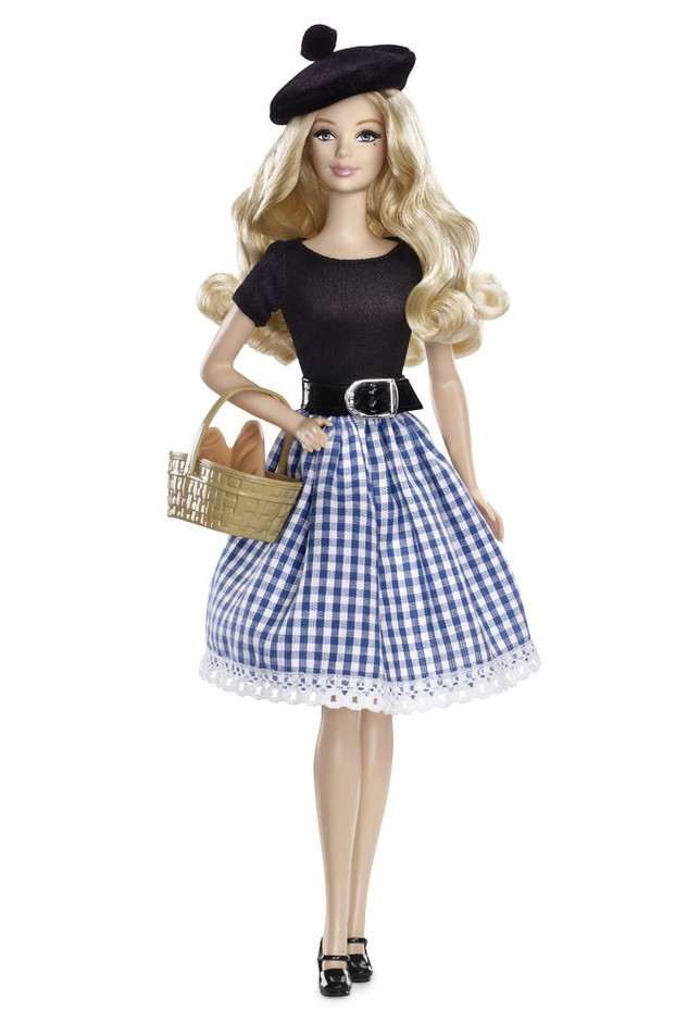 France Barbie Doll- Dolls of The World - Europe Collectible Doll | Barbie Collector