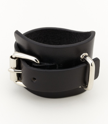 【moussy/マウジー】LEATHER CUFF|シェルター公式通販サイト|SHEL'TTER WEB STORE