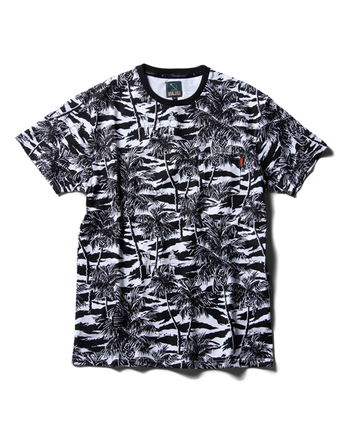 商品詳細 - MAGIC STICK ENTERTAINMENT / P-CAMO CREW NECK PKT / BEAMS T(ビームスT)|ビームス公式通販サイト|BEAMS Online Shop