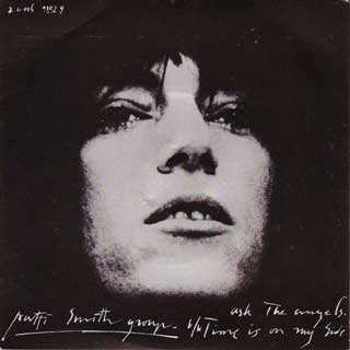 Patti Smith Group - Ask The Angels / Time Is On My Side (Vinyl) at Discogs
