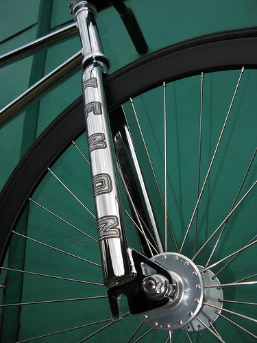 Starfuckers – Xenon Trick Fixed Gear Bicycle | FreshnessMag.com