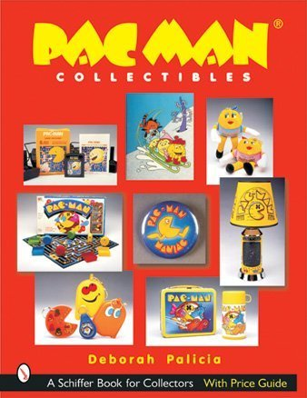Amazon.co.jp: Pac-man Collectibles (Schiffer Book for Collectors): Deborah Palicia: 洋書