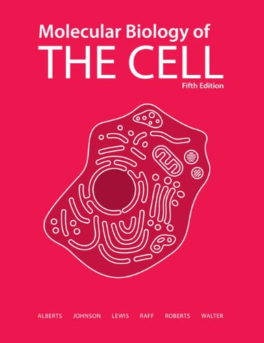 Molecular Biology of the Cell, 5th Edition: Bruce Alberts, Alexander Johnson, Julian Lewis, Martin Raff, Keith Roberts, Peter Walter: Amazon.com: Books