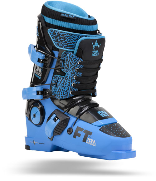 Hot Dogger Ski Boot | Full Tilt Ski Boots 2011-12