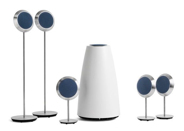 Bang & Olufsen BeoLab 14: Surround speakers you probably can't afford to hide - SlashGear