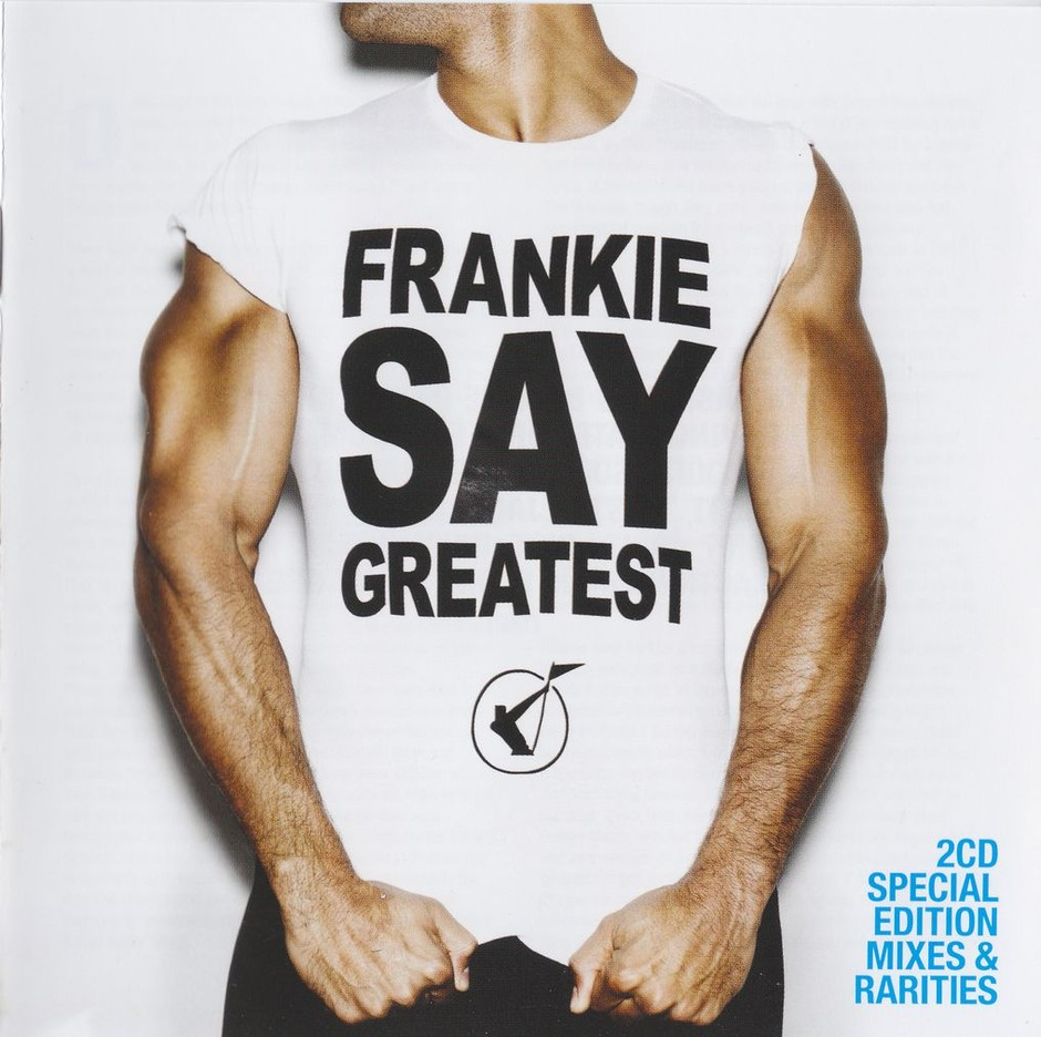 FRANKIE GOES TO HOLLYWOOD(2LP) FRANKIE SAY GREATEST -THE MIXES-