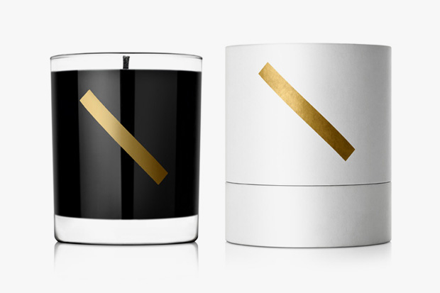 "Saturdays Surf NYC x Baxter of California ""Santalum + Cedrus"" Soy Wax Candle 