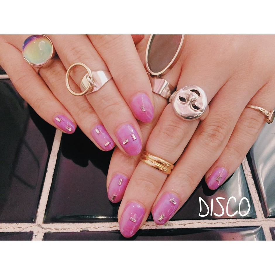 DISCO Official InstagramさんはInstagramを利用しています「Nail by @