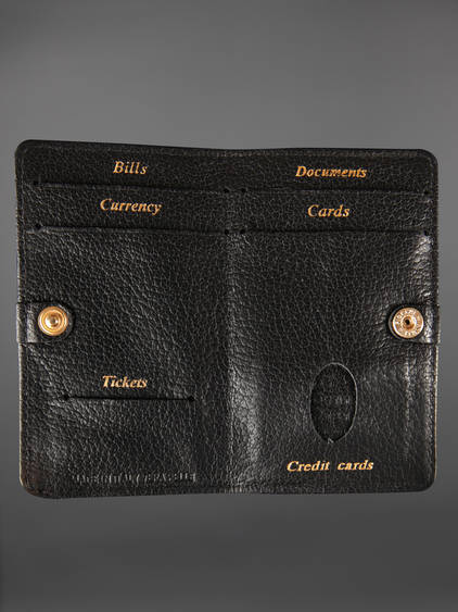 MAISON MARTIN MARGIELA WALLET - ANTONIOLI OFFICIAL WEBSITE