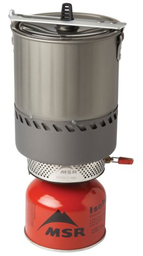 MSR® Reactor® all-condition canister-fuel stove system