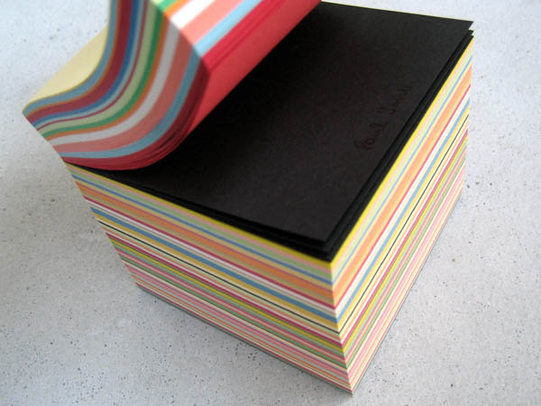 paul smith blockmemo | Flickr - Photo Sharing!