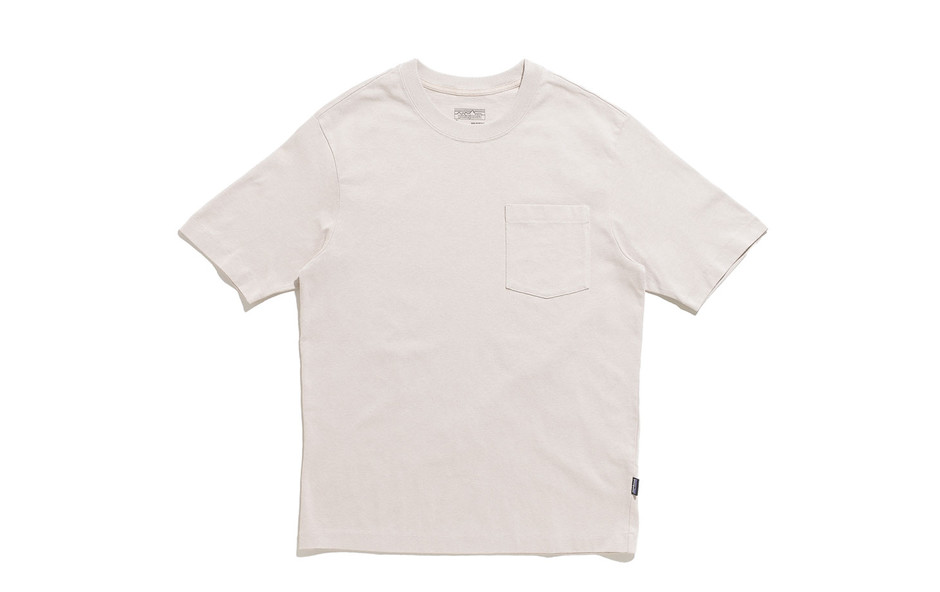 Men's Organic Cotton Midweight Pocket Tee-PUM