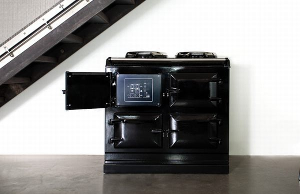 Introducing the AGA cooker for the 21st century
