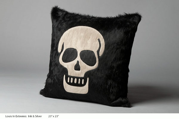 Hair on Hide Pillows | Kyle Bunting | The Extraordinary in Hide