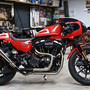 Ottonero Cafe Racer: ''Battle of the king'' 883