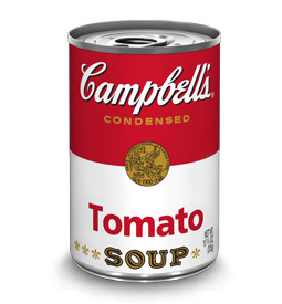 Campbell's Soup - Condensed Soups - Tomato Soup