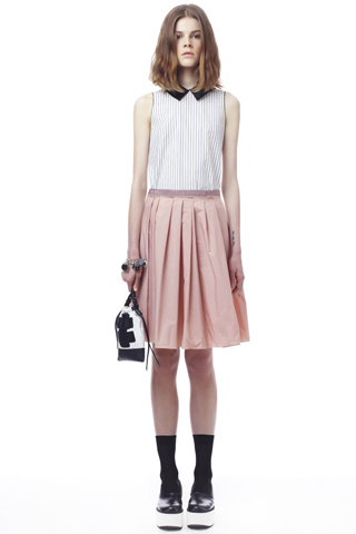 Jil Sander Navy Spring 2012 Ready-to-Wear Collection Slideshow on Style.com