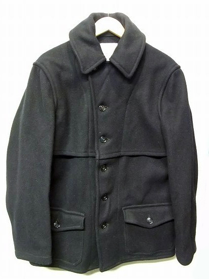 melvinandco: US ARMY WOOL MACKINAW COAT 1930'S VINTAGE