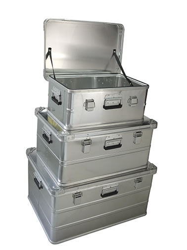 Swiss Link Aluminum Storage Case