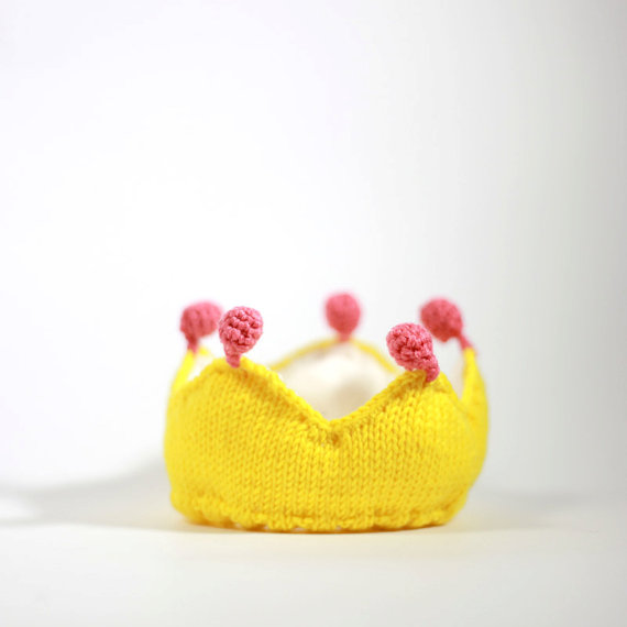 Little Prince Headband by woollooww on Etsy