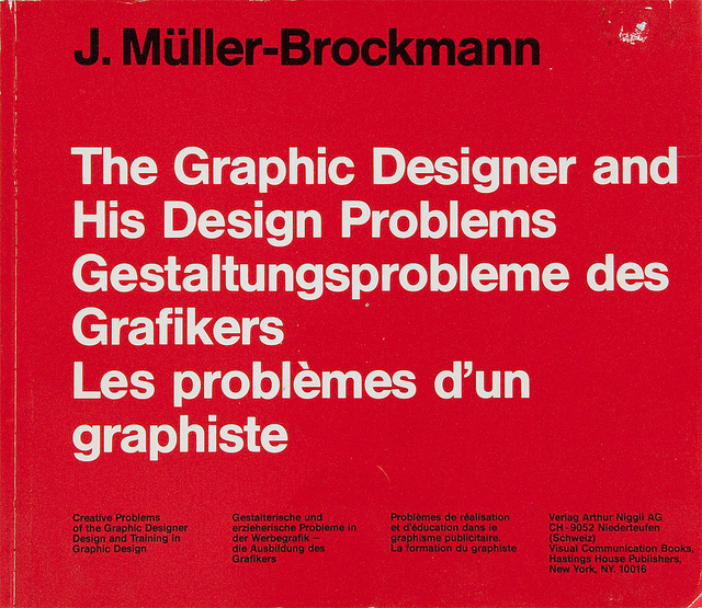 The graphic designer and his design problems | Flickr - Photo Sharing!